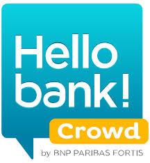 Logo de la plateforme Hello Crowd avec laquelle ALF Communication a travaillé